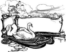 Łabędzie