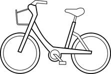 Rower szkic
