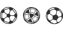 Trzy piłki