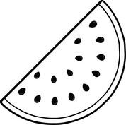 Prosty arbuz