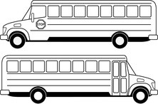Dwa autobusy