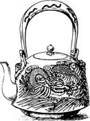 Czajnik ze smokiem