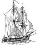 Statek piratów