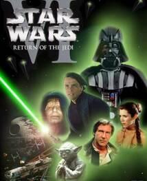 Gwiezdne wojny Część VI - Powrót Jedi