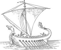 Statek rzymski