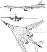 Samolot wojskowy plan
