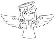 Aniołek uroczy