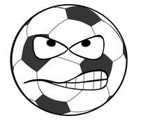 Piłka humorzasta