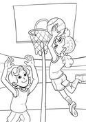 Koszykówka dzieci