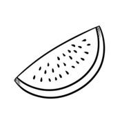 Kawałek arbuza