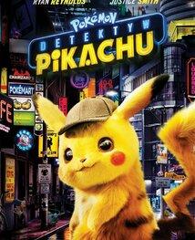 Pokemon. Detektyw Pikachu