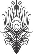 Pawie pióro
