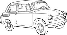 Małe auto