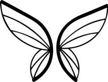 Prosty motyl