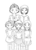 Anime rodzina