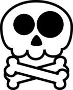 Piracka czaszka