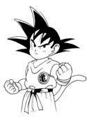 Anime Goku
