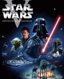 Gwiezdne wojny Część V - Imperium kontratakuje