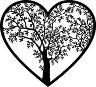 Serce i drzewo