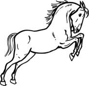 Prosty koń