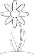 Łatwy kwiatek