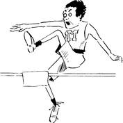 Bieg przez płotki