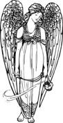 Anioł kobieta