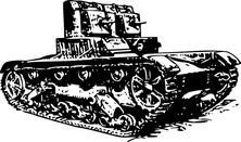 Czołg w akcji