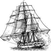 Statek szablon
