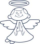 Dziecięcy anioł