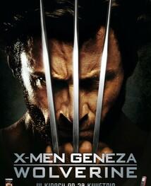 X-Men Geneza. Wolverine
