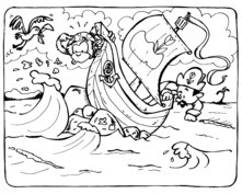 Piraci na statku