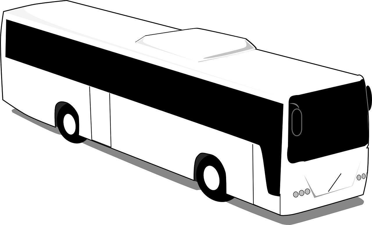 Autobus Turystyczny Kolorowanka Do Druku