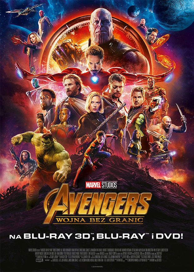 Avengers Wojna Bez Granic 2018 Online Vod Cały Film